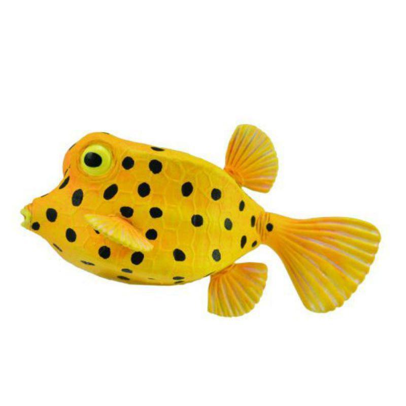 CollectA Фигурка Рыбка-коробка, 5.7 см