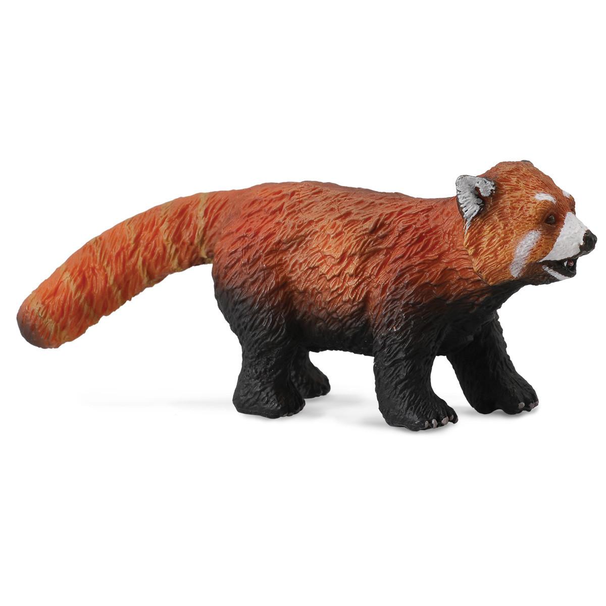 CollectA Фигурка Красная панда, длина 7.5 см
