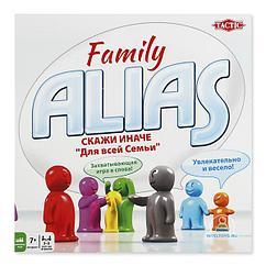 Настольная игра: ALIAS (Скажи иначе): Для всей семьи - 2