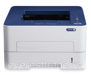 Принтер лазерный Xerox Phaser 3260DNI Wi-Fi Дуплекс
