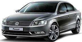VW Passat B7 2010-