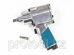 "Гайковёрт пневматический ударный G1260,1/2"",Twin Hammer, 813Нм, 7000 об/мин  //GROSS"