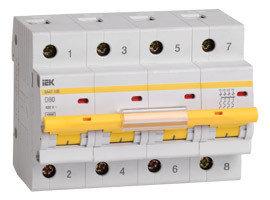 Автоматические выключатели Серии 47-100 ИЕК
