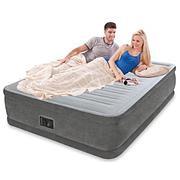Двуспальная надувная кровать со встроенным насосом, Intex 64414