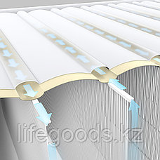 Двуспальная надувная кровать со встроенным насосом, Intex 67770, фото 3