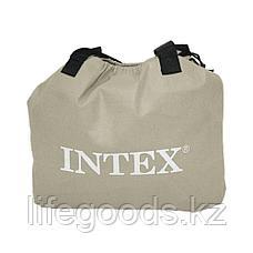 Двуспальная надувная кровать со встроенным насосом, Intex 64458, фото 3