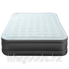 Двуспальная надувная кровать со встроенным насосом, Intex 64486, фото 3