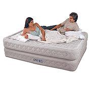Двуспальная надувная кровать со встроенным насосом, Intex 64464