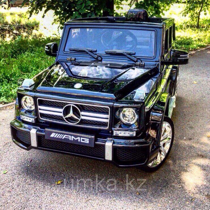 Электромобиль Mercedes G63 AMG