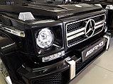 Электромобиль Mercedes G63 AMG, фото 9