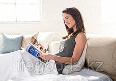 Двуспальная надувная кровать со спинкой и встроенным насосом, Intex 64460, фото 2