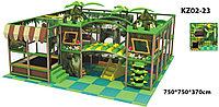 Развлекательный детский игровой лабиринт