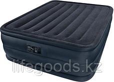 Двуспальная надувная кровать со встроенным насосом, Intex 66718, фото 2