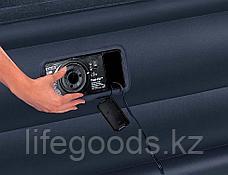 Двуспальная надувная кровать со встроенным насосом, Intex 66718, фото 3