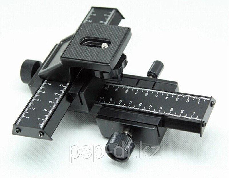 Двухуровневая макро-рельса LP-04 LP-04 4 Way Focusing Rail Slider