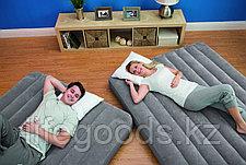 Двуспальная надувная кровать-матрас 2 в 1, Intex 67744, фото 2