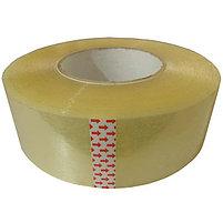 Упаковочный скотч 45 мкр х 48 мм х 50 м., прозрачный., фото 2
