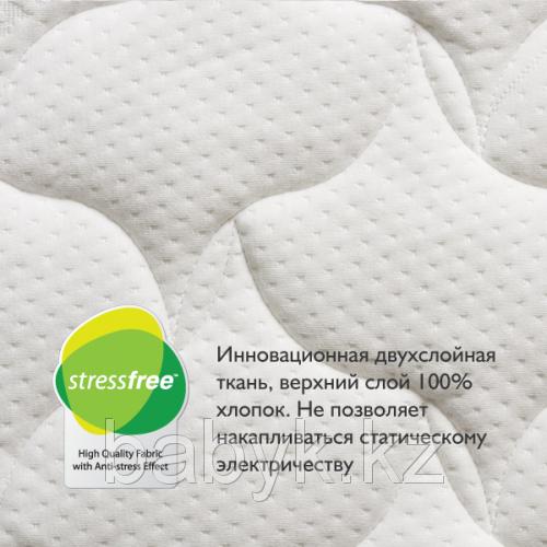 PLITEX Матрас в кроватку EVOLUTION КОМФОРТ-ЭЛИТ (125х65х10см)
