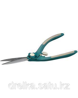 Кусторез ручной RACO 4210-53/223B, DELUXE, с ручками из пластика, армированного фиберглассом, прямые лезвия