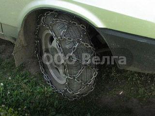 Цепи на колёса 265 / 70 R16 cоты