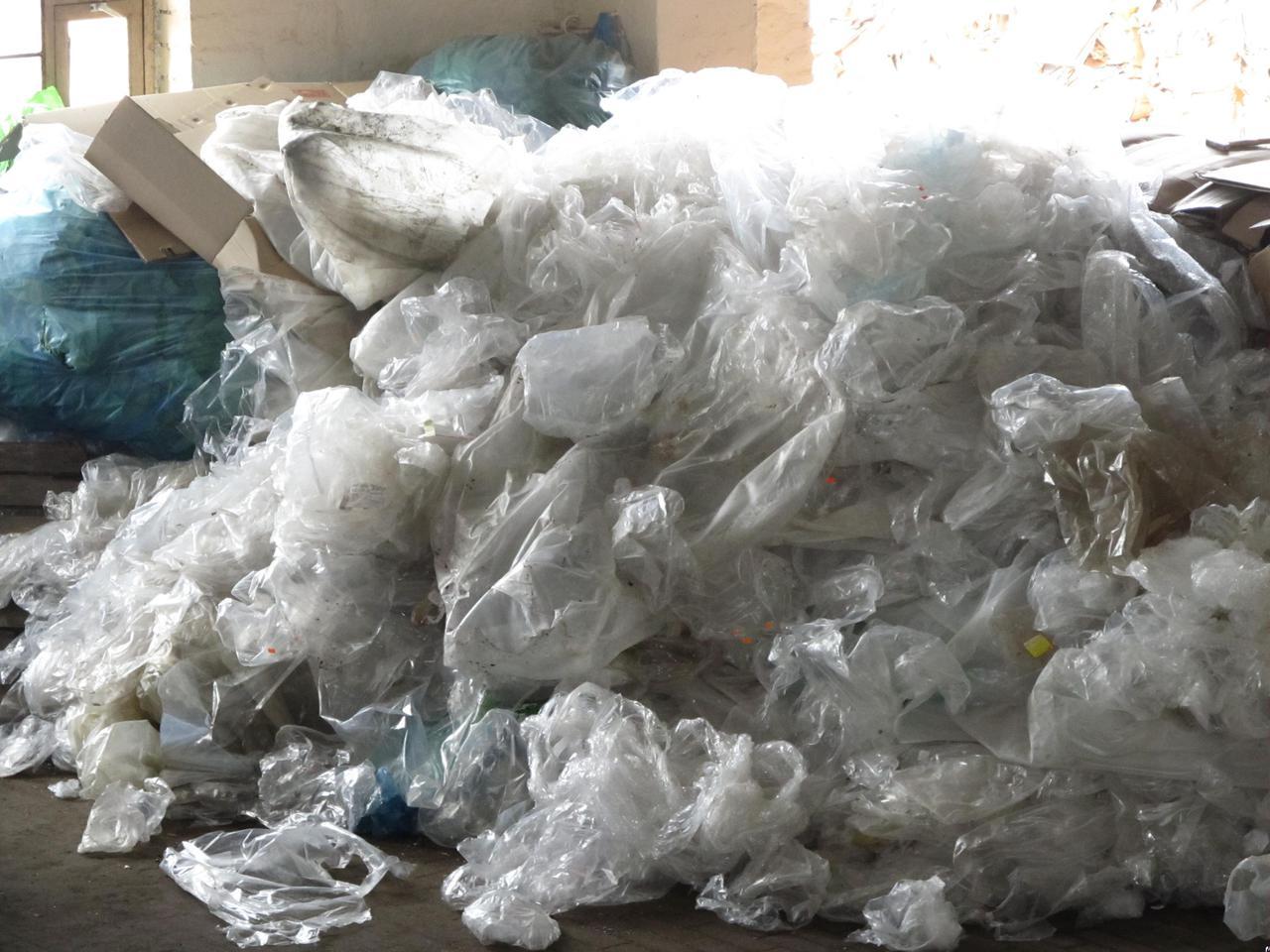 Покупаем полиэтиленовые отходы