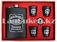Мужской набор (фляга, 4 рюмки) Jack Daniel's DJH1194