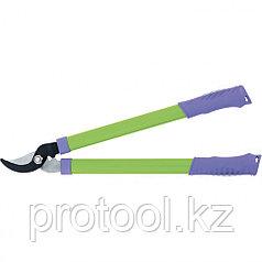 Сучкорез прямого реза, 520 мм, стальные обрезиненные рукоятки//PALISAD