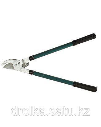 Сучкорез садовый RACO 4212-53/249, с телескопическими ручками, 2-рычажный, рез до 32мм, 630-950мм