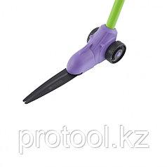 Ножницы для травы на штанге с колесами, 930 мм, поворот лезвий до 180 град.// PALISAD
