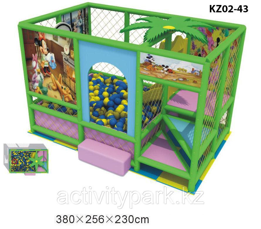 Детский лабиринт для игровых комнат