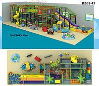 Лабиринт для детского развлекательного центра