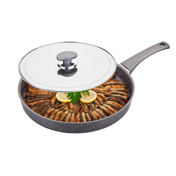 Сковорода  для рыбы