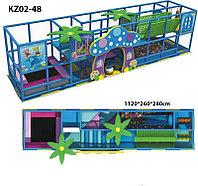 Лабиринт для детских развлекательных центров