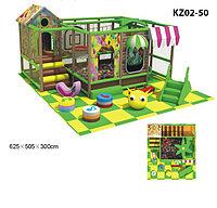Игровой лабиринт для детского развлекательного центра