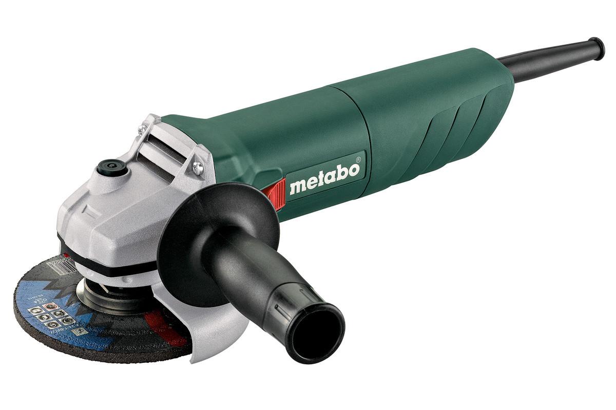 Угловая шлифмашина (УШМ) Metabo W 750-125 750вт, 125 мм