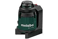 Лазерный нивелир мультилинейный Metabo MLL 3-20 360 град, фото 1