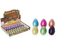 """Растущие животные в перламутровом яйце №1 мини """"Страна динозавров"""""""