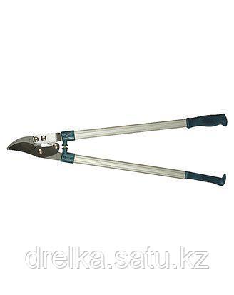 Сучкорез садовый RACO 4215-53/285, Profi-Plus 2-рычажный с усилен. алюмин. ручками, рез до 45мм, 830мм, фото 2