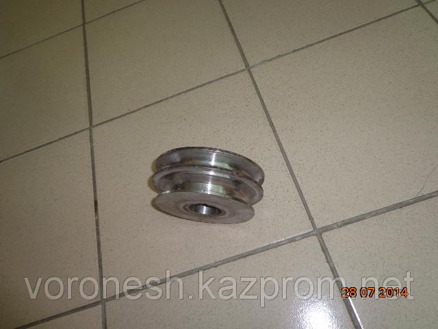 Шкив 2 ручья d120/D140 (ВБ)