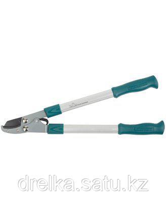 Сучкорез садовый RACO 4214-53/220, с облегченными алюминиевыми ручками, 2-рычажный, с упорной пластиной, фото 2