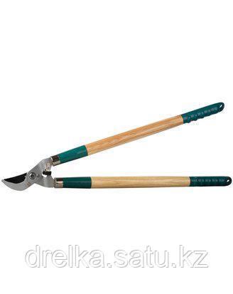 Сучкорез садовый RACO 4213-53/237, с дубовыми ручками, рез до 30мм, 700мм