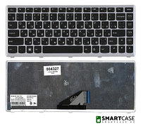 Клавиатура для ноутбука Lenovo IdeaPad U310 (черная, RU)