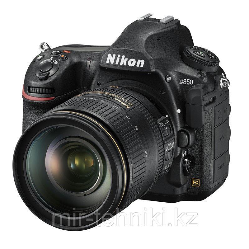 Фотоаппарат Nikon D850 kit 24-120mm f/4G ED VR