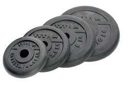 Диски профессиональные обрезиненные d=51 мм (15кг)