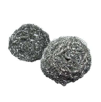 Губка металлическая (Самарка), 12 шт, фото 2