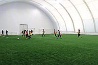 Крытое футбольное поле