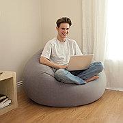 Надувное кресло - пуфик Beanless Bag Chair, Intex 68579
