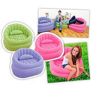 Надувное кресло Lounge'N Chair, Intex 68563