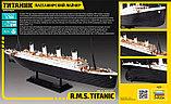 """Сборная модель Пассажирский лайнер """"Титаник"""", 1\700. Звезда, фото 3"""
