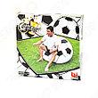 Надувное кресло - пуфик Футбольный мяч, Bestway 75010, фото 2